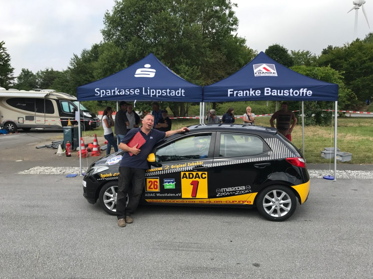 Youngster-Slalom-Cup in Rüthen