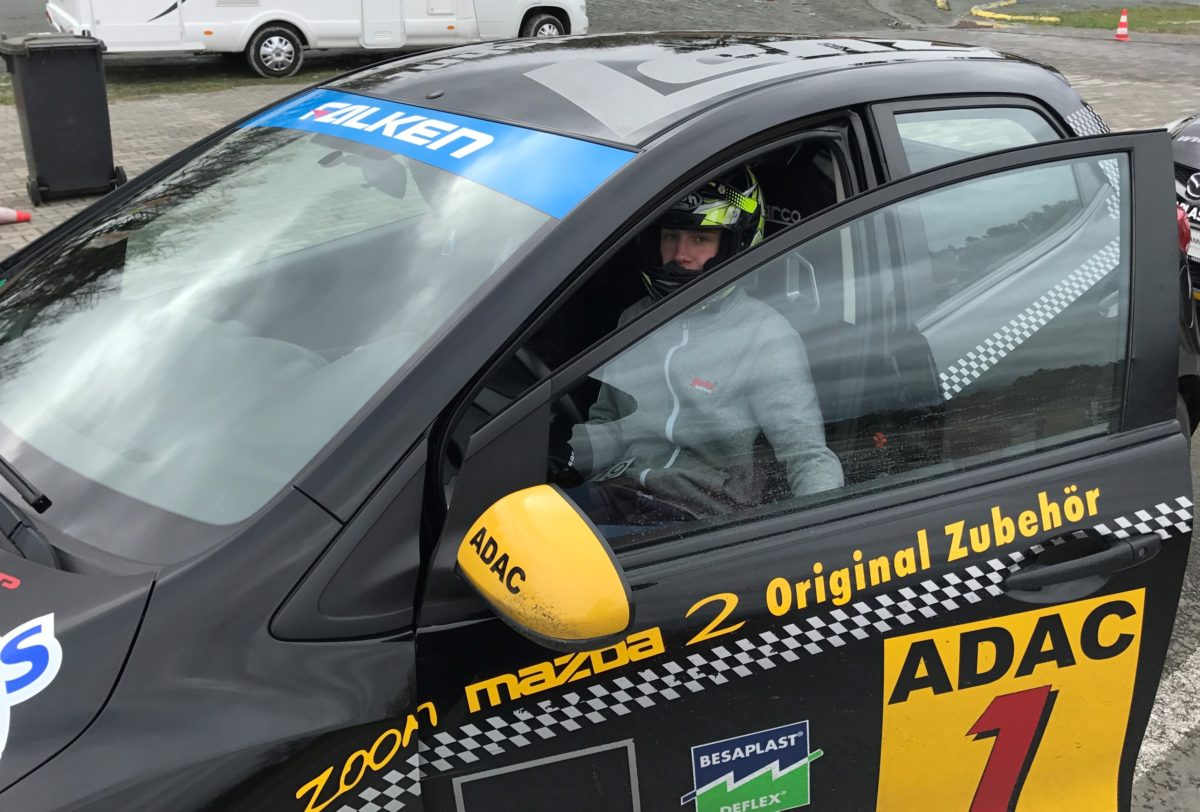 ADAC Automobil Youngstercup am 03.09.2017 in Recklinghausen