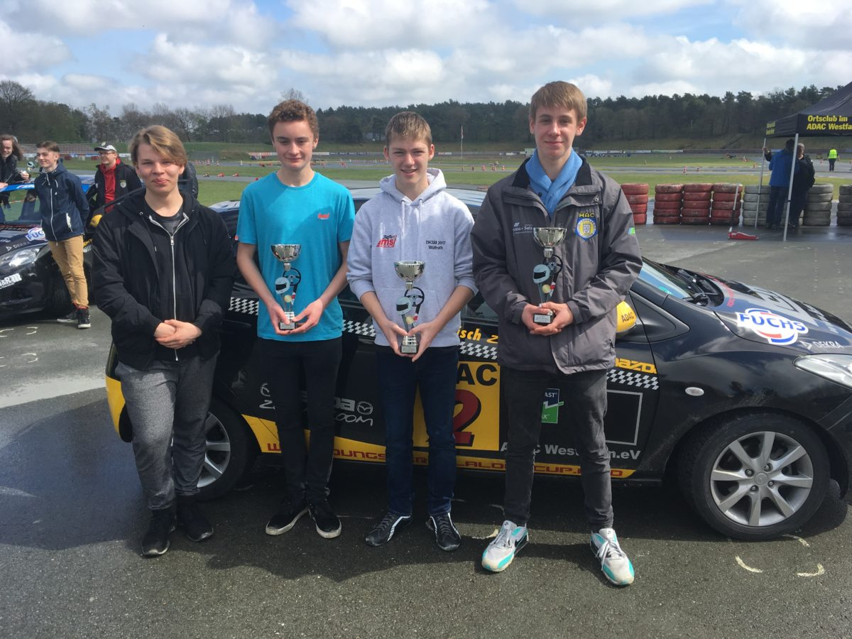 Automobil-Youngstercup beim MSC Soester Börde