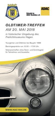 HAC Oldtimer-Treffen im Freilichtmuseum