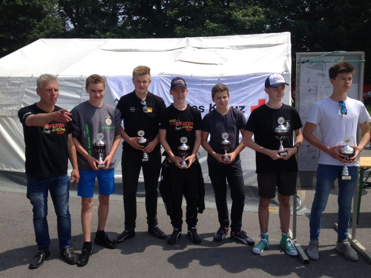 Youngstercup beim MSF Warstein