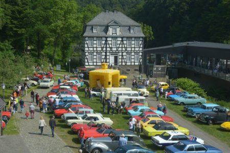 Oldtimertreffen am Sonntag im Freilichtmuseum Hagen