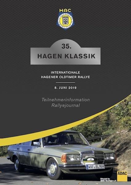 Ausschreibung Hagen Klassik 2019 ist online….