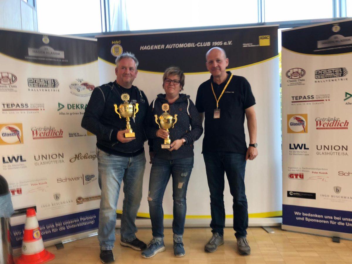Team Schäfer bei der Hagen Klassik 2019