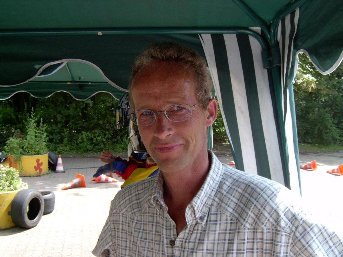 Wir trauern um unseren Clubkameraden Roland Diedrich