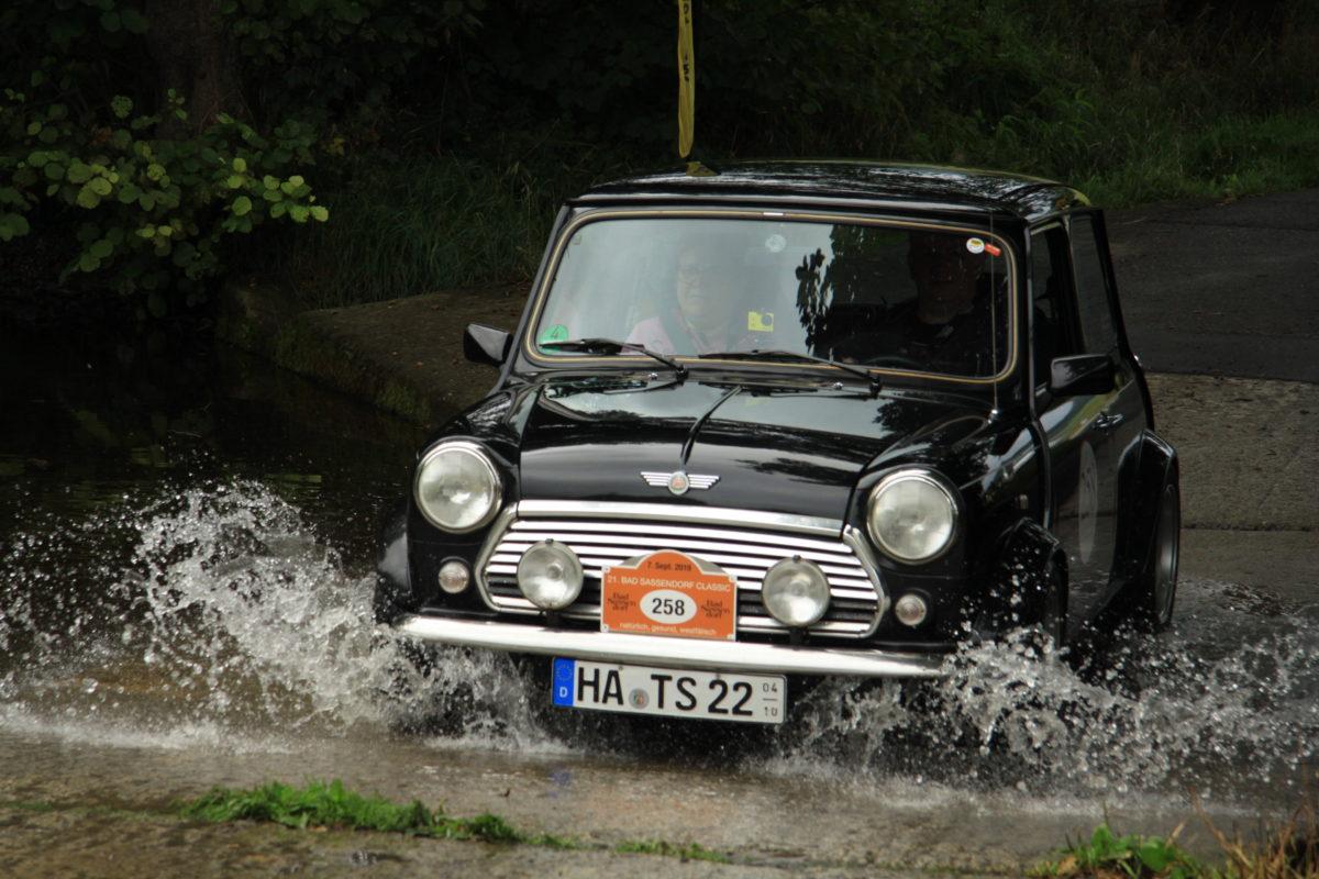 Oldtimer-Rallye Saison von Thomas und Nicole Schäfer
