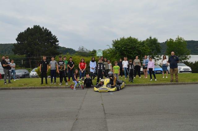 Schnuppertraining in Zusammenarbeit mit dem Stadtsportbund